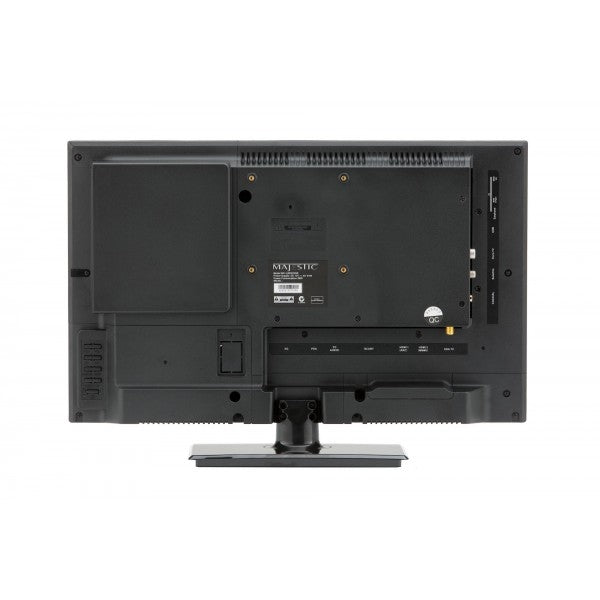 "Majestic LED193GS 19"" LED TV HD WITH DVD, USB & MMMI"