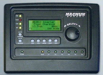 Magnum ENERGY ME-RTR Digital Lcd Display & Router