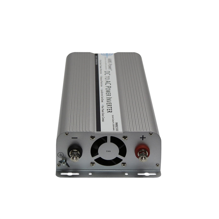 AIMS Power 2500 Watt Power Inverter 12 Volt