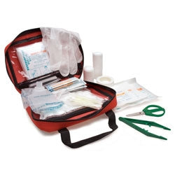62-Piece First Aid Kit with Carry Case