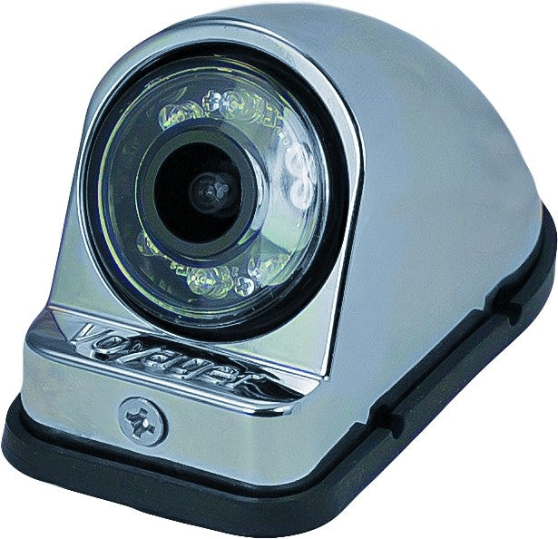 Voyager VCMS50LGP Color CMOS IR LED Camera - Left Side