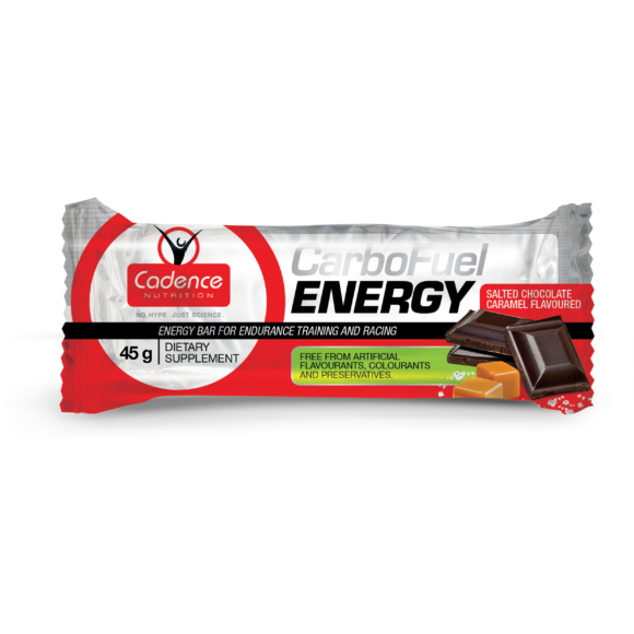 CarboFuel Energy Salt Caramel Bar