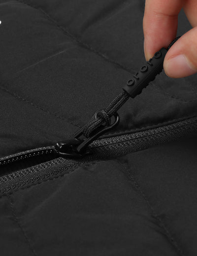 Women's Heated Fleece Jacket