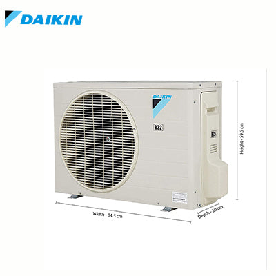 DAIKIN FTQ60TV16U2 1.8T 2STAR FIX