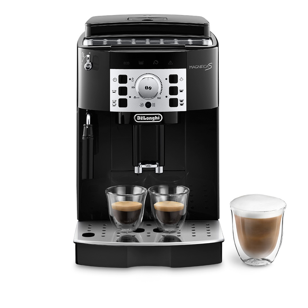 DeLonghi Magnifica S Automatic Coffee Machine - Black