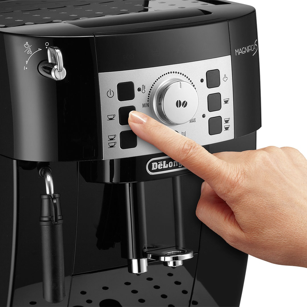 Load image into Gallery viewer, DeLonghi Magnifica S Automatic Coffee Machine - Black