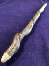 Load image into Gallery viewer, Wooden Wand #11 - Cornish Hazel