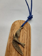 Load image into Gallery viewer, Wooden Bookmark - Cornish Oak - Beautiful Creatures - Bronze