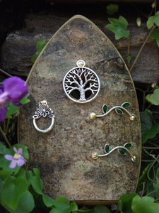 Organic Fairy Door - Tree of Life