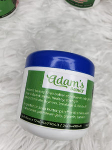 Shea Butter Hair & Scalp Conditioner +  Adam's Rub