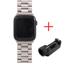 Load image into Gallery viewer, Band For Apple Watch 5 4 3 2 1 42mm 38mm 40MM 44MM Metal Stainless Steel Watchband Bracelet Strap for iWatch Series accessories