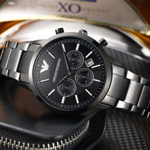 Load image into Gallery viewer, Armani- Luxury Brand women quartz Watches men Watch Stainless Steel Strap wristwatch classic watch father gift 57 orders