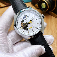 Load image into Gallery viewer, Tissot- Luxury Brand Mens Watches Mechanical Wristwatches Stainless Steel Strap men's wristwatch women classic business dress