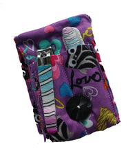 Load image into Gallery viewer, Crystal Nail File Manicure Set-Purple