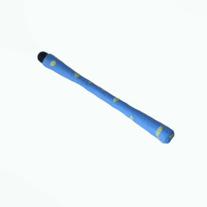 Phone Stylus Blue with Yellow Dots, Cell Stylus Pen, Tablet Stylus Pen