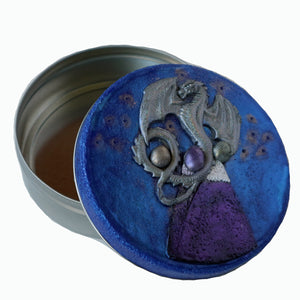 Round Tin Box- Mother of Dragons