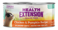 Health Extension Grain Free Chicken and Pumpkin Recipe Canned Cat Food