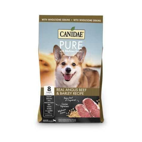 Canidae Pure with Grains Real Beef & Barley Recipe Dry Dog Food