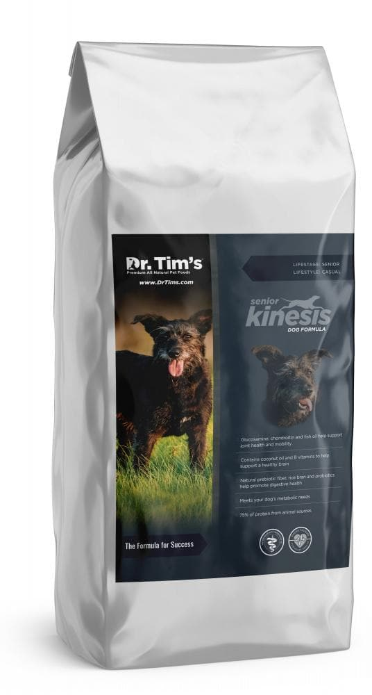 Dr. Tim's Senior Kinesis Dry Dog Food