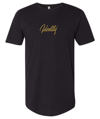 Identity Womens Oversized Signature T-Shirt (2 Colour Options)