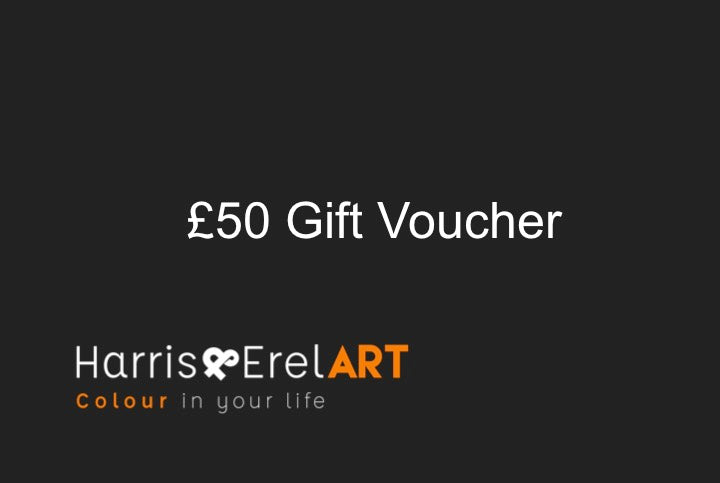 a fifty pound gift voucher.