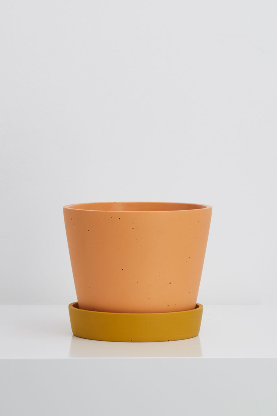 Louise Pot Large - Desert/Gold