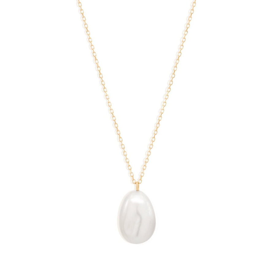 14k Gold Tranquillity Necklace - By Charlotte