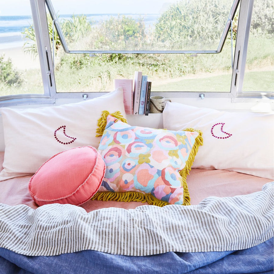 Sofia Crescent Pillowcase