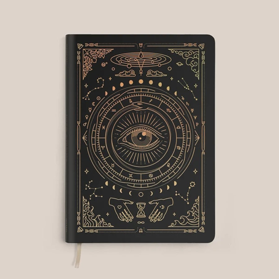 Magic of I - Vegan Leather Journal