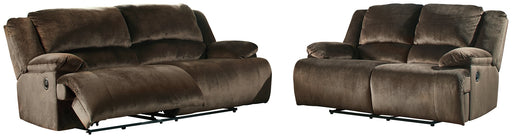 Clonmel Signature Design Contemporary 2-Piece Living Room Set image