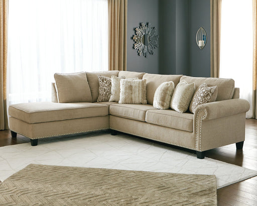 Dovemont Millennium by Ashley 2-Piece Sectional with Chaise image