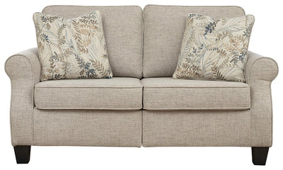 Alessio Signature Design by Ashley Loveseat image