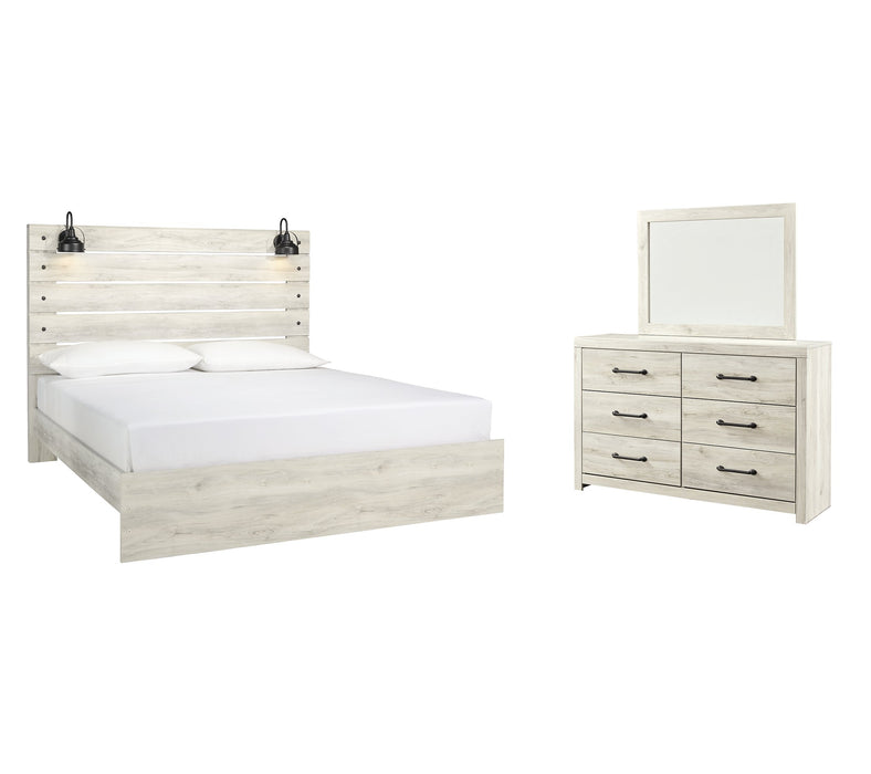 Cambeck Signature Design 5-Piece Bedroom Set