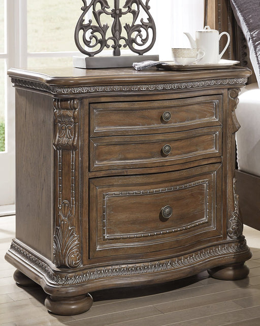 Charmond Signature Design by Ashley Nightstand image