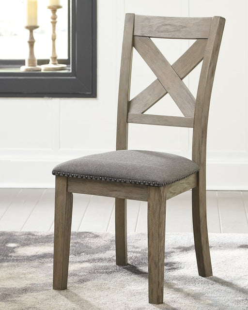 Aldwin Signature Design by Ashley Dining Chair image