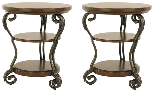Nestor 2-Piece End Table Set image