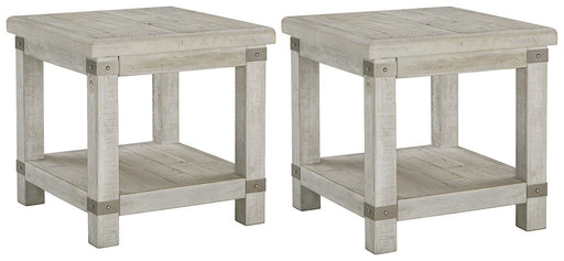 Carynhurst Signature Design 2-Piece End Table Set image