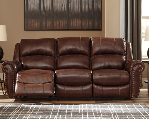Bingen Signature Design by Ashley Reclining Sofa image