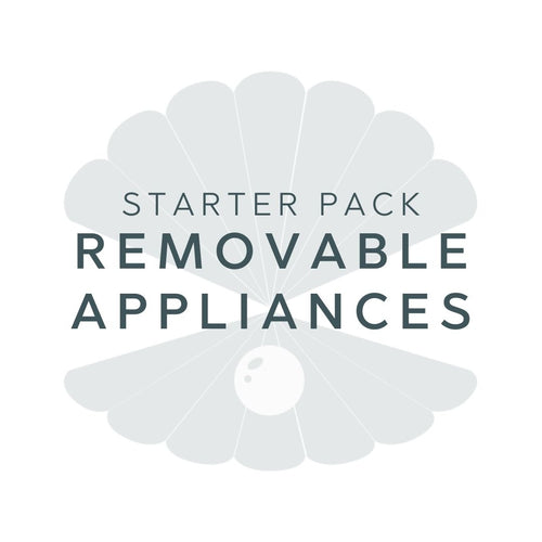 Starter Pack - Removable Appliances