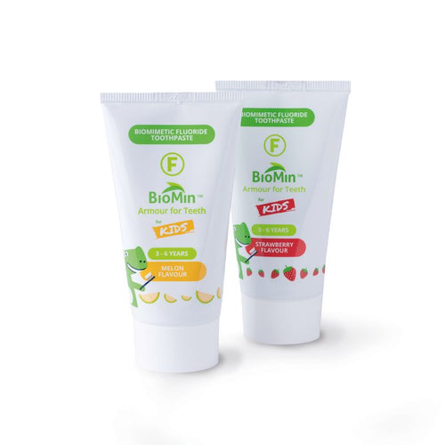 BioMin Junior Toothpaste