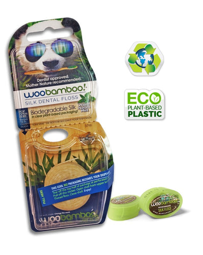 WooBamboo Eco Floss