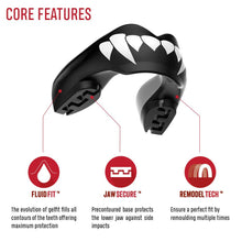 Load image into Gallery viewer, Safe Jawz Mouthguard - 'FANGZ'