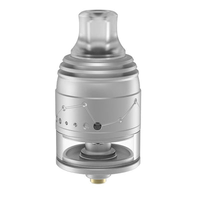 Silver Vapefly Galaxies MTL Squonk RDTA-2ml