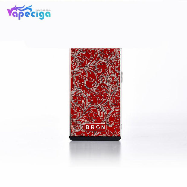 CoilART Bron VV Battery Red