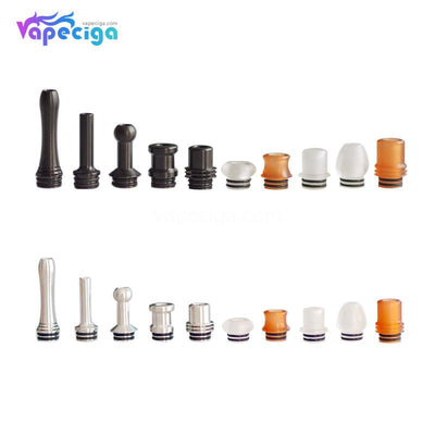 Cthulhu Furai Replacement 510 Drip Tip Kit 10PCs