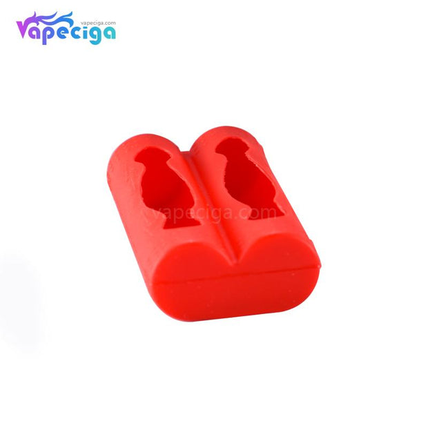 Replacement Silicone Sleeve for Dual 18650 Battery 3PCs