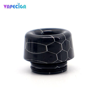 Resin 810 Drip Tip Black