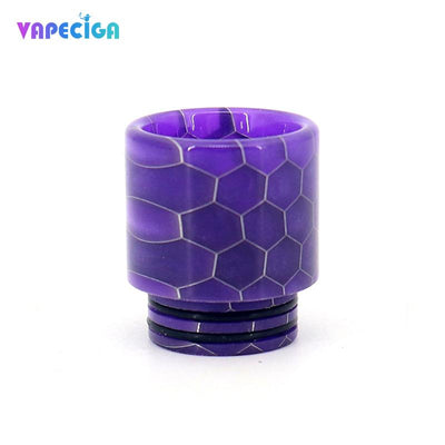 Resin Straight 810 Drip Tip 4PCs