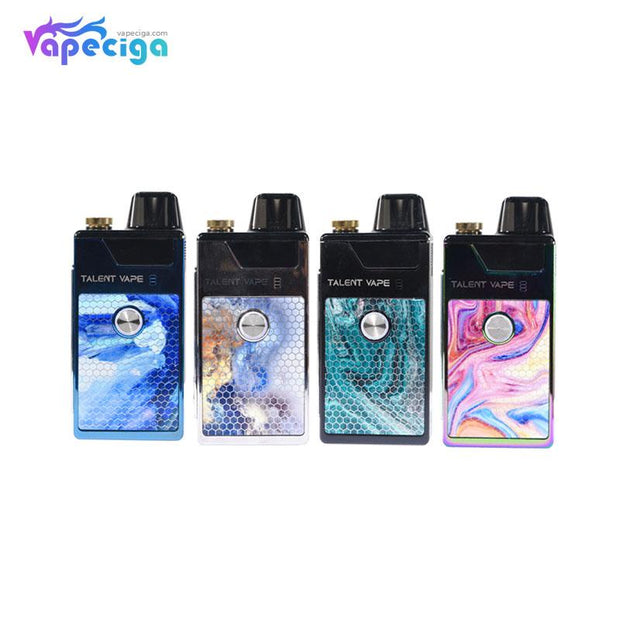 Talent Vape ECO Pod System VW Starter Kit 1100mAh 4.5ml 4 Colors Optional