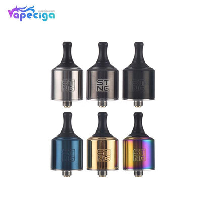 WOTOFO STNG MTL RDA 22mm 6 Colors Available